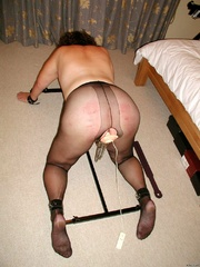 Bondage. This wife will do anything for her - Unique Bondage - Pic 8