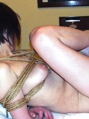 Bondage porn. First bondage experiences. - Unique Bondage - Pic 3