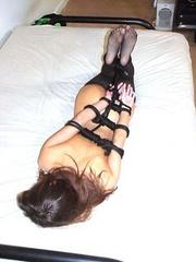 Bondage porn. Mixed bondage sluts. - Unique Bondage - Pic 7