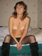 Xxx bondage. Bored housewife fulfils her - Unique Bondage - Pic 1
