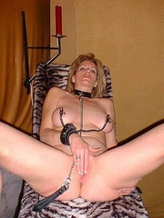 Bdsm xxx. Housewife made to pay for her - Unique Bondage - Pic 3