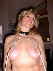 Bdsm xxx. Housewife made to pay for her - Unique Bondage - Pic 11