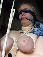 Bondage galleries. Shes at your mercy. - Unique Bondage - Pic 4