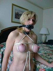 Bdsm sex. Broken she submits. - Unique Bondage - Pic 2