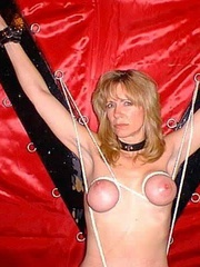 Bdsm sex. Broken she submits. - Unique Bondage - Pic 3