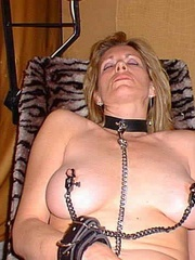 Bdsm sex. Broken she submits. - Unique Bondage - Pic 4