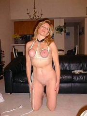 Bdsm sex. Broken she submits. - Unique Bondage - Pic 9