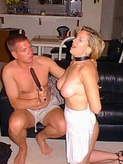 Bdsm sex. Broken she submits. - Unique Bondage - Pic 11