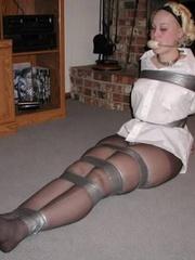 Bondage porn. Ruin her 4 ever. - Unique Bondage - Pic 12