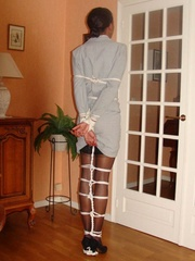 Bdsm xxx. Buxom and gagged. - Unique Bondage - Pic 12