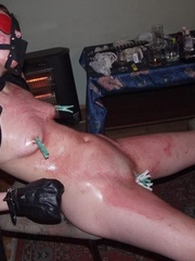 Slave girls. Hot wives and girlfriends bound - Unique Bondage - Pic 4