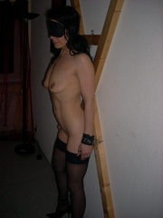 Bdsm xxx. Naughty housewife gets bound - Unique Bondage - Pic 11