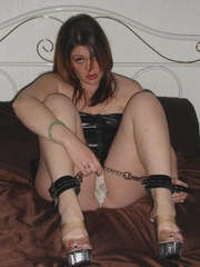 Bondage sex. Amateurs tamed. - Unique Bondage - Pic 2