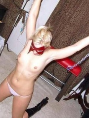 Bondage. Freedom is denied to these hot - Unique Bondage - Pic 3