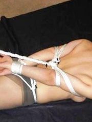 Bondage. Freedom is denied to these hot - Unique Bondage - Pic 6