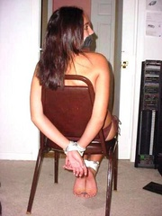 Bondage. Freedom is denied to these hot - Unique Bondage - Pic 7
