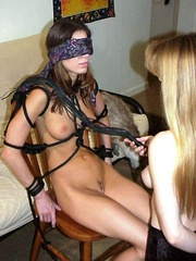 Bondage. Freedom is denied to these hot - Unique Bondage - Pic 8