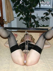 Bondage xxx. Amateur bondage at home in the - Unique Bondage - Pic 2