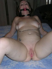 Bdsm. Teen bondage fans get bound and taught - Unique Bondage - Pic 11