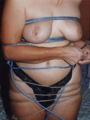 Bdsm sex. Wife needs to be tied. - Unique Bondage - Pic 3