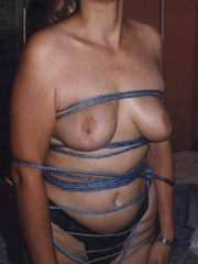 Bdsm sex. Wife needs to be tied. - Unique Bondage - Pic 4