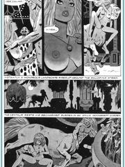 Sex slave comics. A hot virtual reality show.