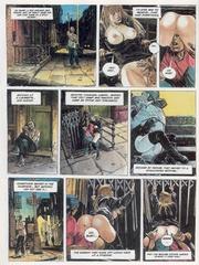 Slave comics. Horny slut wants to be used.