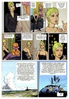 Slave comics. Adventures of a teen girl.