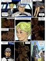 Slave comics. Adventures of a teen girl. - Picture 2