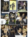 Slave comics. Adventures of a teen girl. - Picture 12