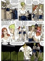 Slave comics. Adventures of a teen girl. - Picture 13