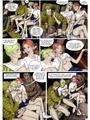 Slave comics. Adventures of a teen girl. - Picture 15