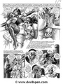 Slave girl comics. Arm guys fuck young - Picture 4