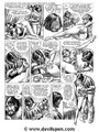 Slave girl comics. Arm guys fuck young - Picture 10
