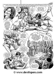 Slave girl comics. Arm guys fuck young girls.