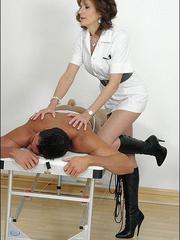 Mature sexy. Mature masseuse sonia. - Unique Bondage - Pic 1