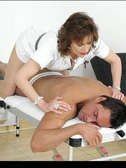 Mature sexy. Mature masseuse sonia. - Unique Bondage - Pic 5