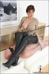 Xxx strapon. Dominant in boots.
