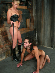 Femdom mistress. Men in pain. - Unique Bondage - Pic 5