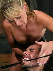 Femdom mistress. Men in pain. - Unique Bondage - Pic 7