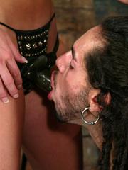 Femdom mistress. Men in pain. - Unique Bondage - Pic 12