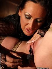 Bdsm. Show her what is the real punishment - Unique Bondage - Pic 5