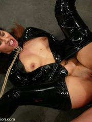 Humiliation. Isis Love endures pain in - Unique Bondage - Pic 7