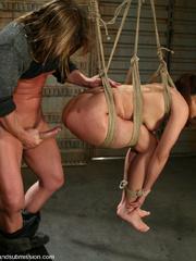 Humiliation. Isis Love endures pain in - Unique Bondage - Pic 11