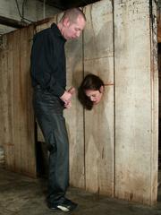 Female humiliation. Submissive Faith endures - Unique Bondage - Pic 4