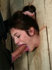 Female humiliation. Submissive Faith endures - Unique Bondage - Pic 5