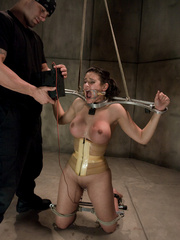 Xxx bondage. Innocent girl gets bound, - Unique Bondage - Pic 9