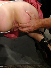Bdsm. Bobbi Starr is fucked in vulnerable - Unique Bondage - Pic 6