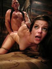 Female humiliation. Bobbi Starr, bondage and - Unique Bondage - Pic 10