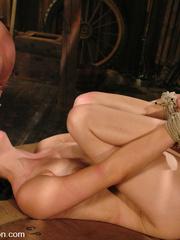 Female humiliation. Bobbi Starr, bondage and - Unique Bondage - Pic 11